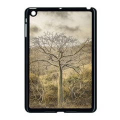 Ceiba Tree At Dry Forest Guayas District   Ecuador Apple Ipad Mini Case (black) by dflcprints