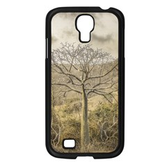 Ceiba Tree At Dry Forest Guayas District   Ecuador Samsung Galaxy S4 I9500/ I9505 Case (black) by dflcprints