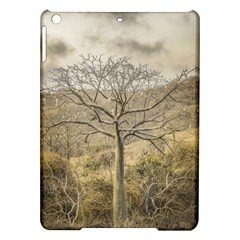 Ceiba Tree At Dry Forest Guayas District   Ecuador Ipad Air Hardshell Cases by dflcprints