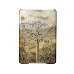 Ceiba Tree At Dry Forest Guayas District   Ecuador Ipad Mini 2 Hardshell Cases by dflcprints