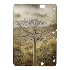 Ceiba Tree At Dry Forest Guayas District   Ecuador Kindle Fire Hdx 8 9  Hardshell Case by dflcprints