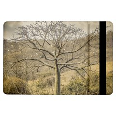 Ceiba Tree At Dry Forest Guayas District   Ecuador Ipad Air Flip by dflcprints