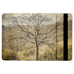 Ceiba Tree At Dry Forest Guayas District   Ecuador Ipad Air 2 Flip by dflcprints