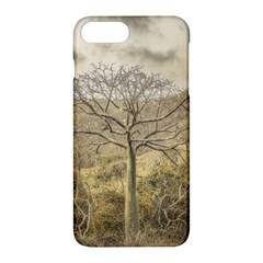 Ceiba Tree At Dry Forest Guayas District   Ecuador Apple Iphone 7 Plus Hardshell Case by dflcprints