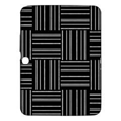 Pattern Samsung Galaxy Tab 3 (10 1 ) P5200 Hardshell Case  by Valentinaart
