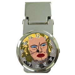 Happy Birthday Mr  President  Money Clip Watches by Valentinaart