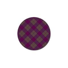 Pattern Golf Ball Marker (10 Pack) by Valentinaart
