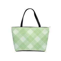 Pattern Shoulder Handbags by Valentinaart