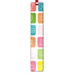 Icons Vector Large Book Marks by Simbadda