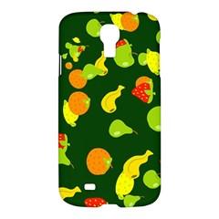 Seamless Tile Background Abstract Samsung Galaxy S4 I9500/i9505 Hardshell Case by Simbadda