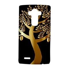Abstract Art Floral Forest Lg G4 Hardshell Case by Simbadda