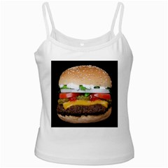 Abstract Barbeque Bbq Beauty Beef Ladies Camisoles by Simbadda