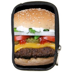 Abstract Barbeque Bbq Beauty Beef Compact Camera Cases by Simbadda