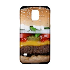 Abstract Barbeque Bbq Beauty Beef Samsung Galaxy S5 Hardshell Case  by Simbadda