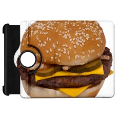 Cheeseburger On Sesame Seed Bun Kindle Fire Hd 7  by Simbadda