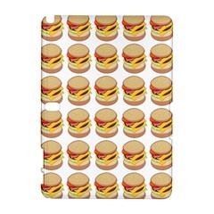 Hamburger Pattern Galaxy Note 1 by Simbadda