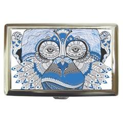 Pattern Monkey New Year S Eve Cigarette Money Cases by Simbadda