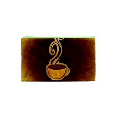 Coffee Drink Abstract Cosmetic Bag (xs) by Simbadda