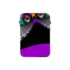 Fractal Background For Scrapbooking Or Other Apple Ipad Mini Protective Soft Cases by Simbadda