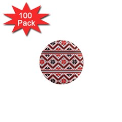 Folklore 1  Mini Magnets (100 Pack)  by Valentinaart