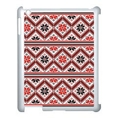 Folklore Apple Ipad 3/4 Case (white) by Valentinaart
