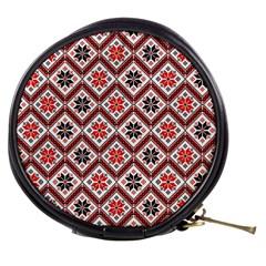 Folklore Mini Makeup Bags by Valentinaart
