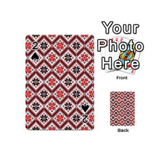 Folklore Playing Cards 54 (mini)  by Valentinaart