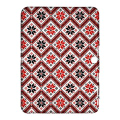 Folklore Samsung Galaxy Tab 4 (10 1 ) Hardshell Case  by Valentinaart