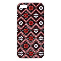 Folklore Iphone 5s/ Se Premium Hardshell Case by Valentinaart
