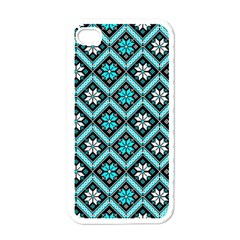 Folklore Apple Iphone 4 Case (white) by Valentinaart