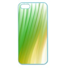 Folded Digitally Painted Abstract Paint Background Texture Apple Seamless Iphone 5 Case (color) by Simbadda