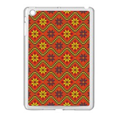 Folklore Apple Ipad Mini Case (white) by Valentinaart
