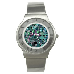 Color Party 03 Stainless Steel Watch by MoreColorsinLife