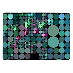 Color Party 03 Samsung Galaxy Tab 10 1  P7500 Flip Case by MoreColorsinLife