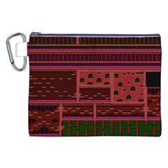 Blaster Master Canvas Cosmetic Bag (xxl) by Alisyart