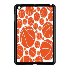 Basketball Ball Orange Sport Apple Ipad Mini Case (black) by Alisyart