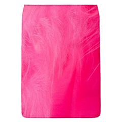 Very Pink Feather Flap Covers (s)  by Simbadda