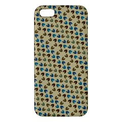 Abstract Seamless Pattern Iphone 5s/ Se Premium Hardshell Case by Simbadda