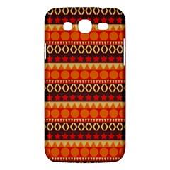 Abstract Lines Seamless Pattern Samsung Galaxy Mega 5 8 I9152 Hardshell Case  by Simbadda