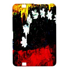 Grunge Abstract In Dark Kindle Fire Hd 8 9  by Simbadda