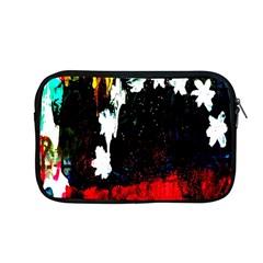 Grunge Abstract In Dark Apple Macbook Pro 13  Zipper Case by Simbadda