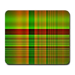 Multicoloured Background Pattern Large Mousepads by Simbadda