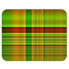 Multicoloured Background Pattern Double Sided Flano Blanket (medium)  by Simbadda