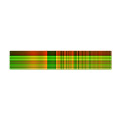Multicoloured Background Pattern Flano Scarf (mini) by Simbadda