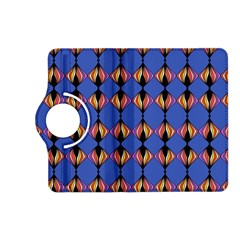 Abstract Lines Seamless Pattern Kindle Fire Hd (2013) Flip 360 Case by Simbadda