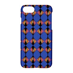 Abstract Lines Seamless Pattern Apple Iphone 7 Hardshell Case by Simbadda