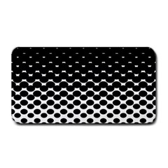 Halftone Gradient Pattern Medium Bar Mats by Simbadda