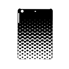 Halftone Gradient Pattern Ipad Mini 2 Hardshell Cases by Simbadda