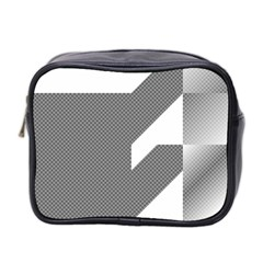 Gradient Base Mini Toiletries Bag 2 Side by Simbadda