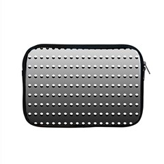 Gradient Oval Pattern Apple Macbook Pro 15  Zipper Case by Simbadda